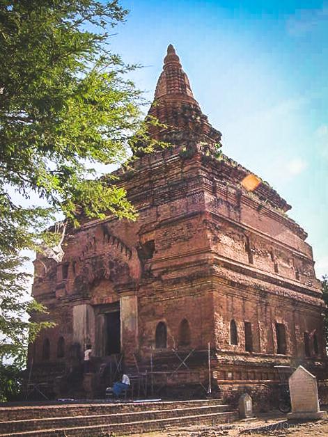 バガン ヒンドゥ寺院