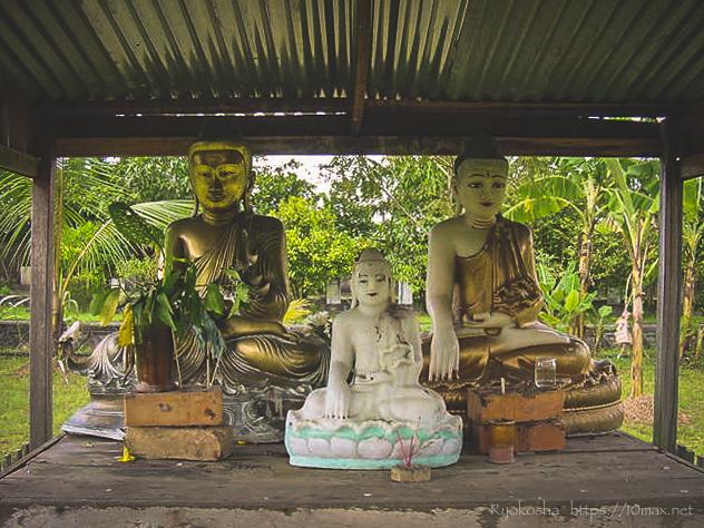 ヤンゴン 日本人墓地