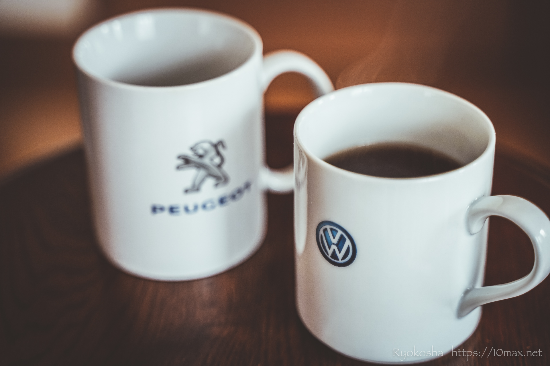 輸入車 ブランド グッズ ノベルティ 愛着 VW プジョー