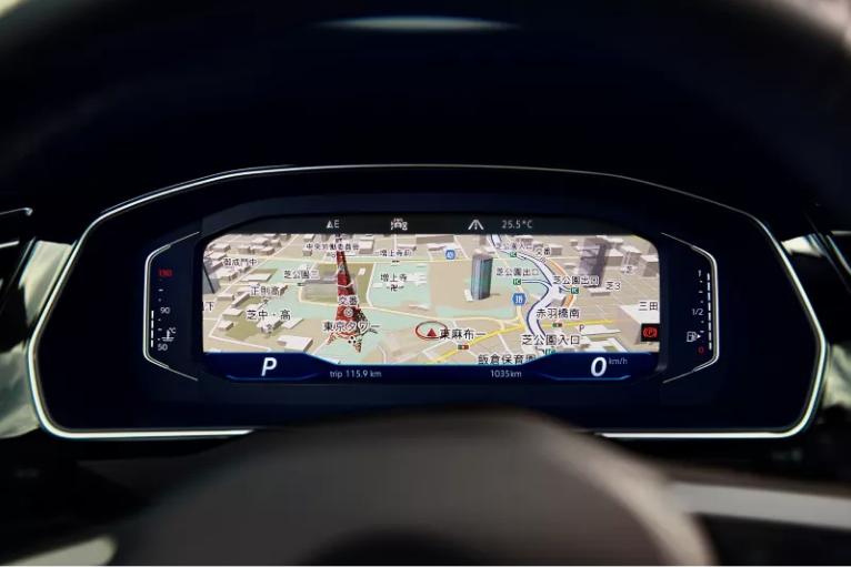 パサート 改良新型 2021  Digital Cockpit Pro