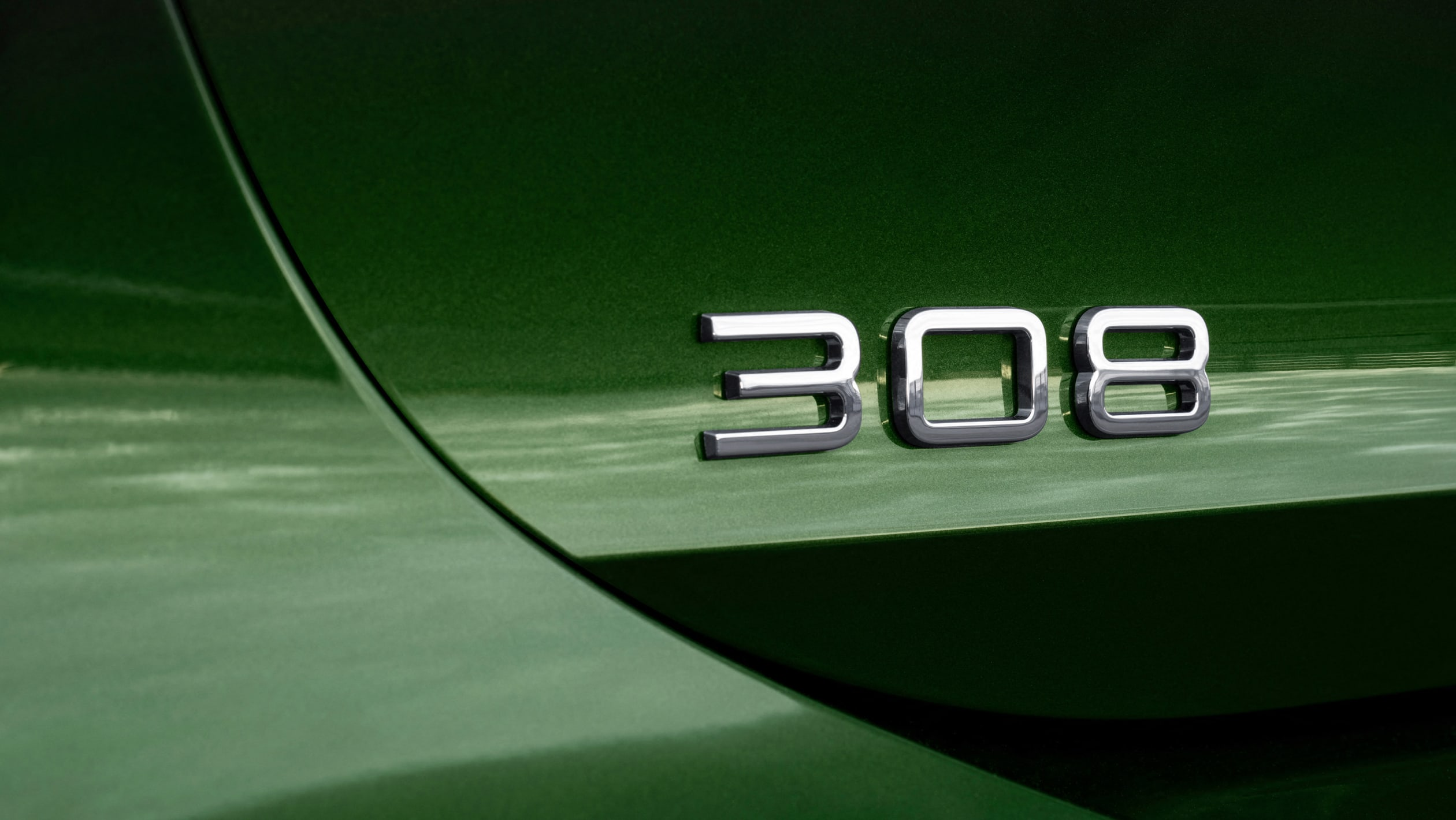 プジョー 308 新型 2021年 2022年 エクステリア カラー Olivine green