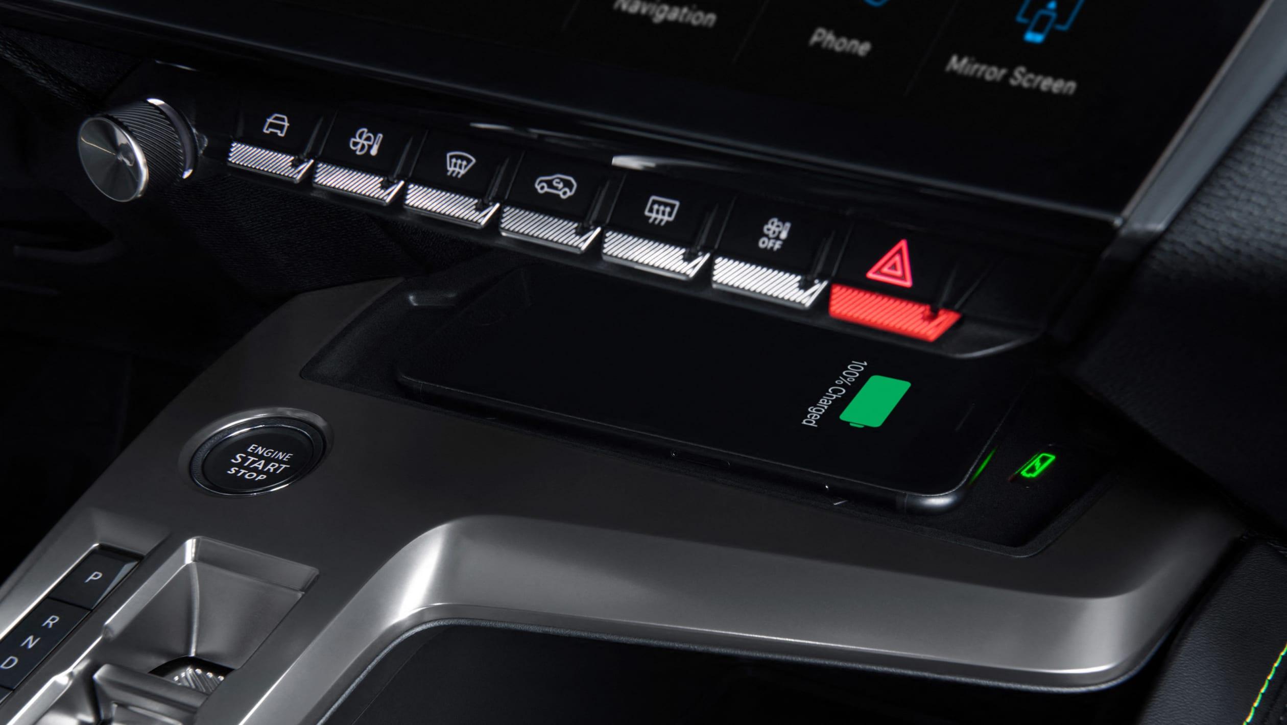 プジョー 308 新型 2021年 2022年 インフォテイメント i-connect i-toggle