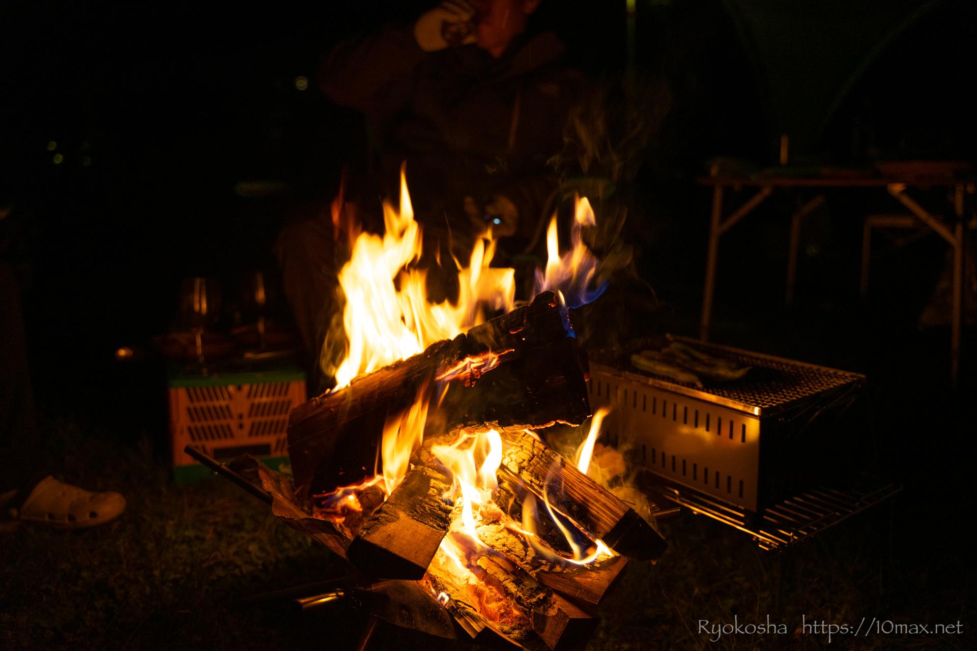 上小川キャンプ場  キャンプレポート ブログ
