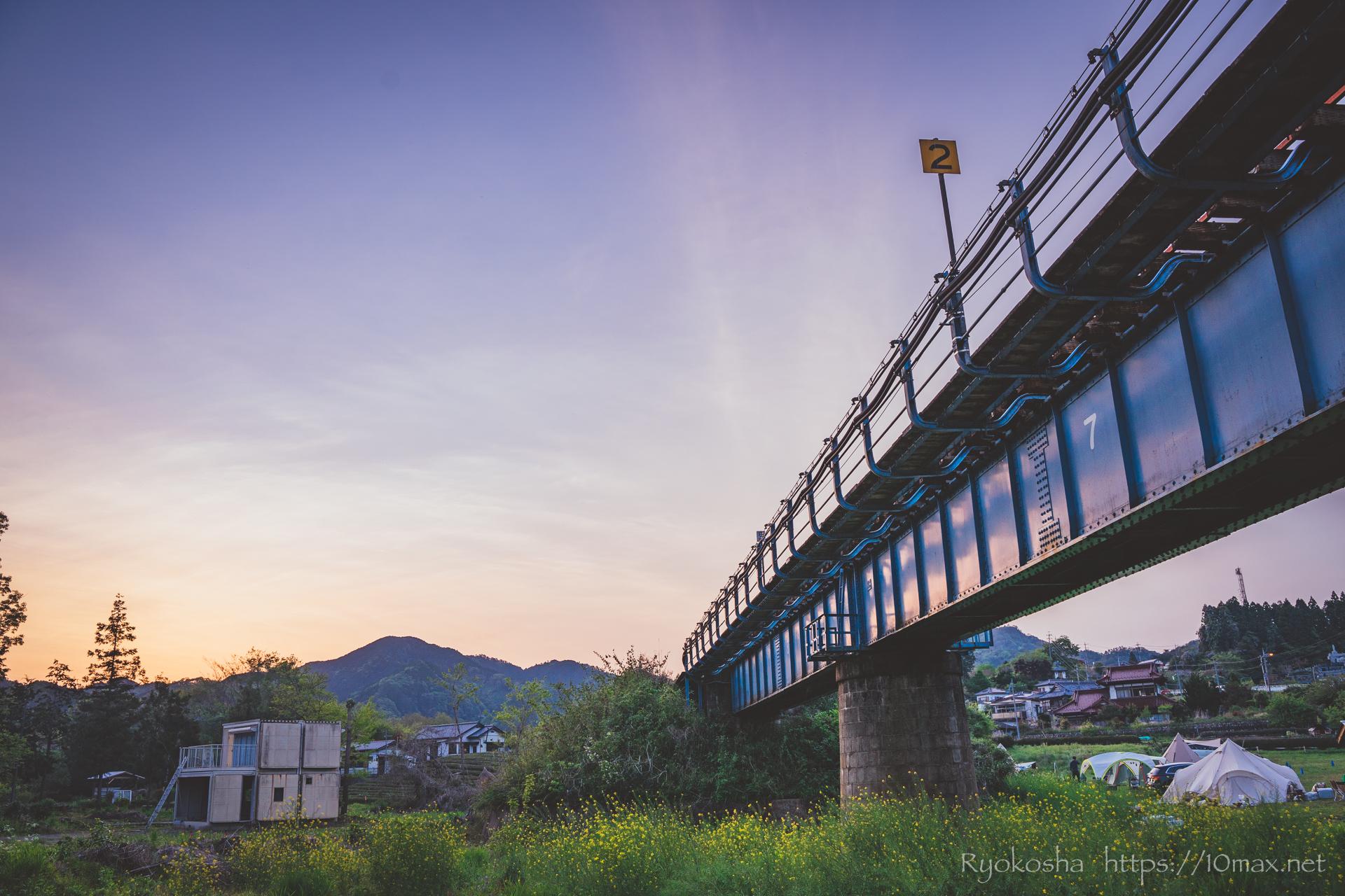 上小川キャンプ場 茨城県 キャンプレポ