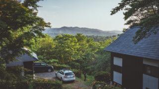 「フォレストピア七里の森」でコテージキャンプ&本格MTBダウンヒル!