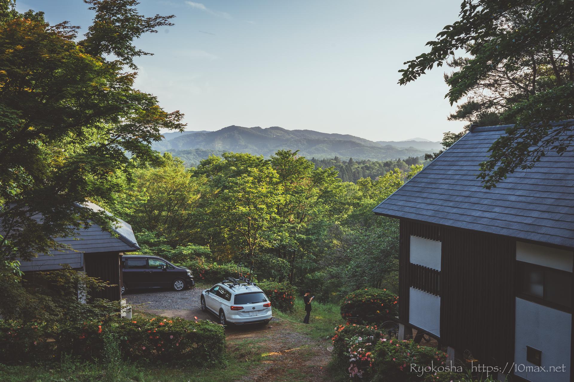 茨城 フォレストピア七里の森 バンガロー コテージ キャンプ場 まとめ