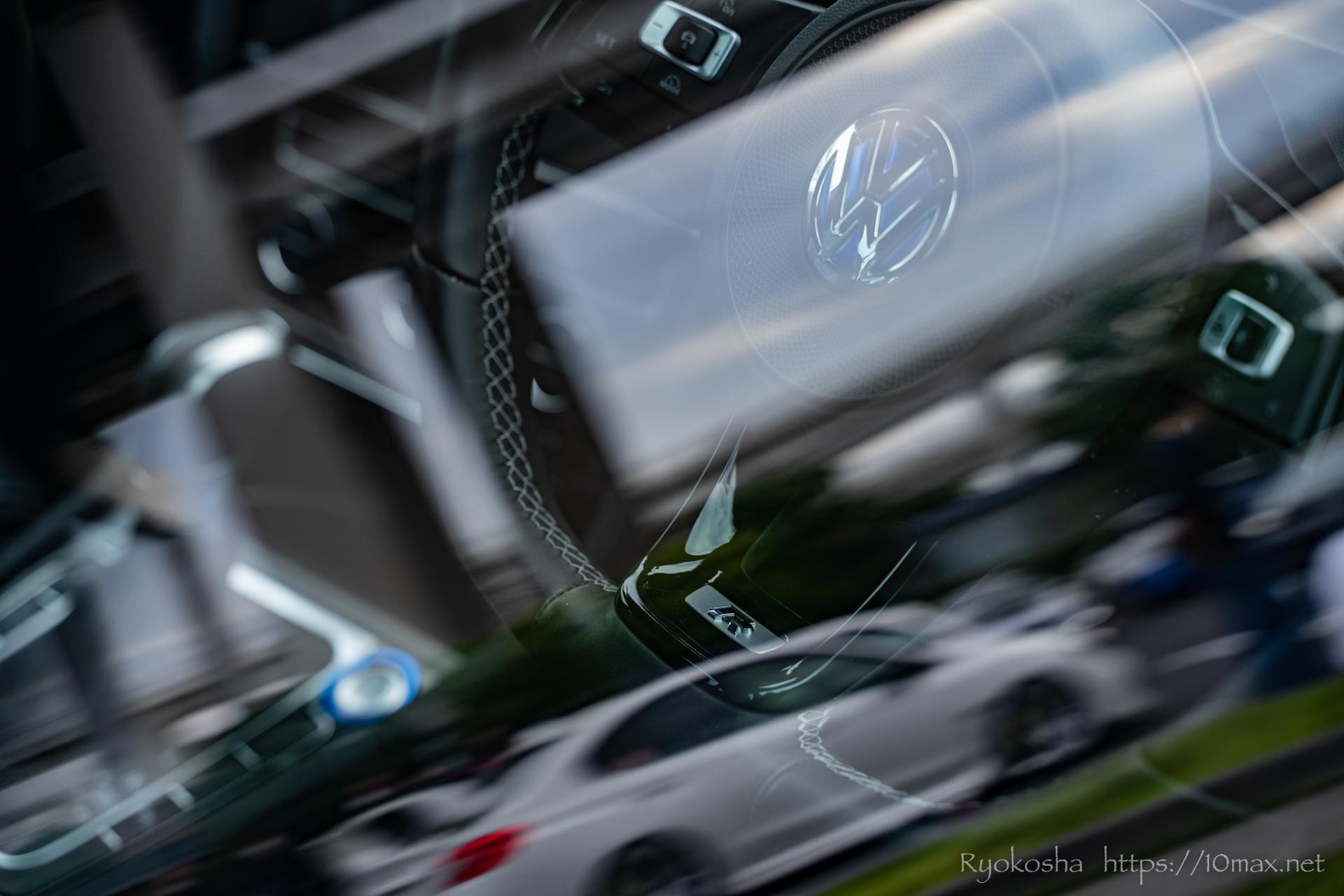 輸入車 ステーションワゴン ゴルフRヴァリアント 308SW パサートオールトラック 乗り比べ 試乗