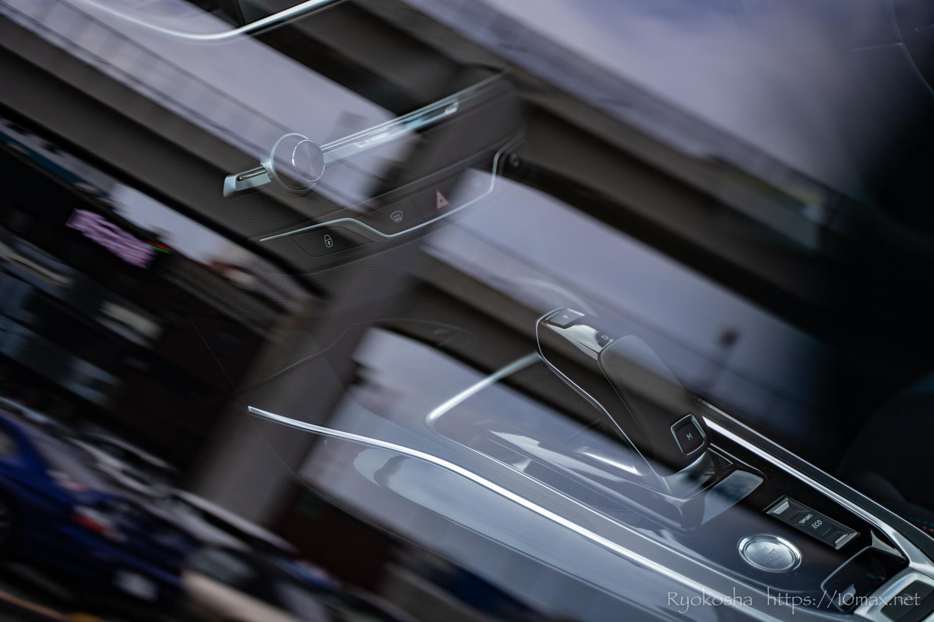 輸入車 ステーションワゴン ゴルフRヴァリアント 308SW パサートオールトラック 乗り比べ 試乗 首都高 大黒PA