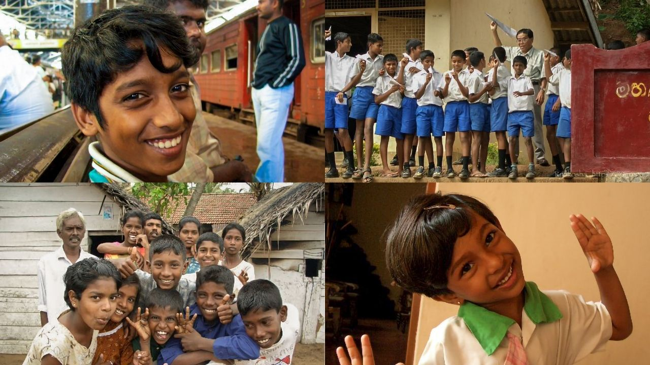 僕らが旅に出る理由 – 2004年スリランカ旅の手記より