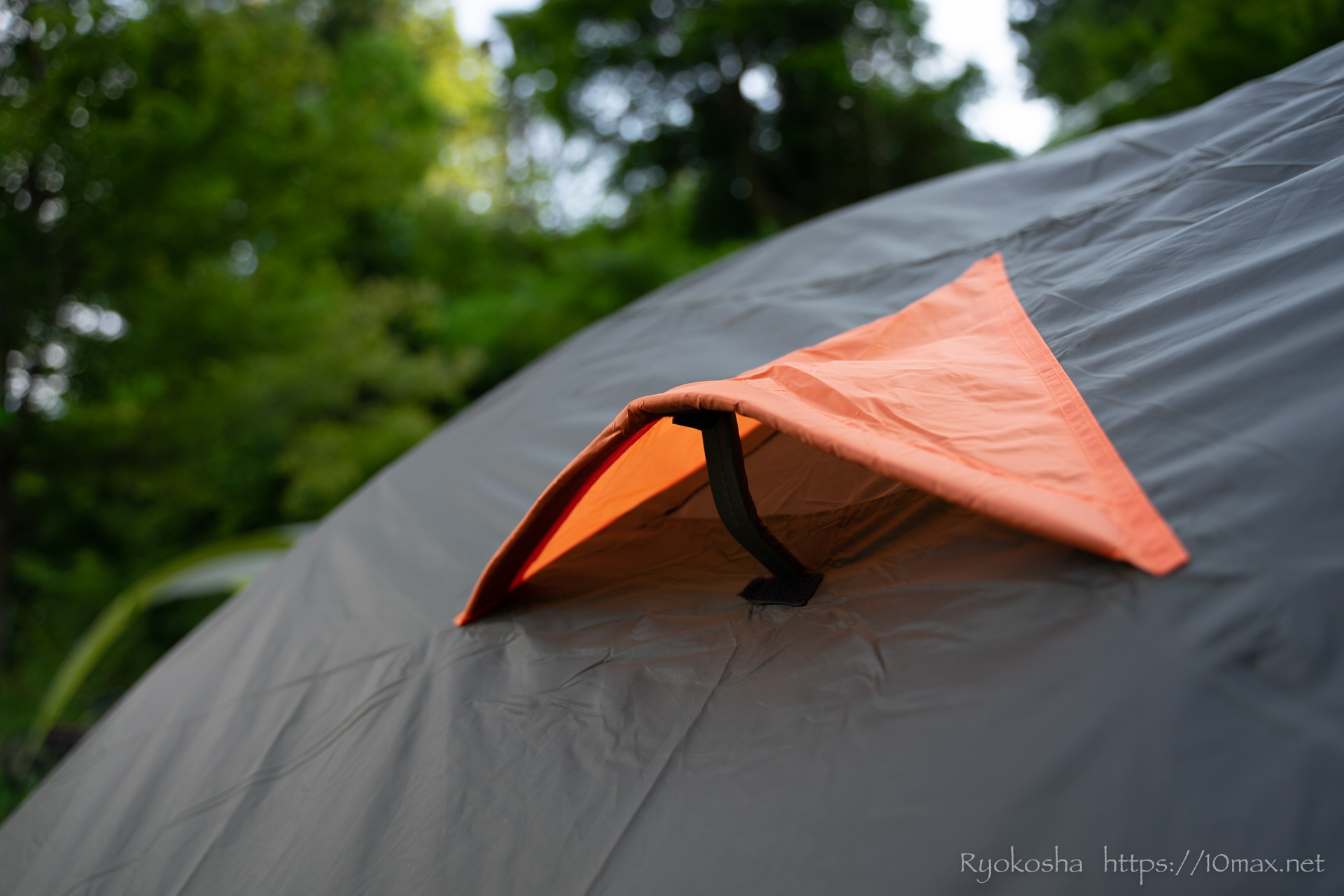 ハヤブサテントTM-501 設営簡単 軽量コンパクト 風通し良好 ドームテント 設営方法