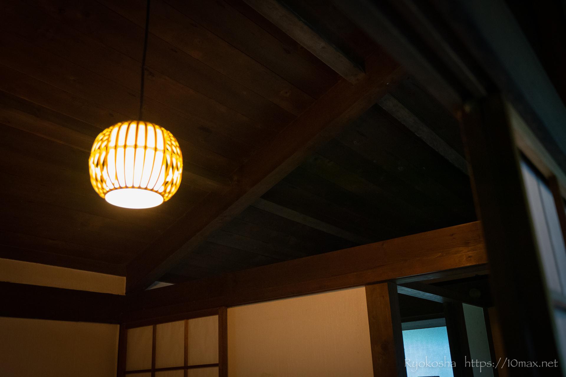 山梨県 道志村 ネイチャーランドオム 和風建築 古民家 コテージ キャンプレポ 山桜