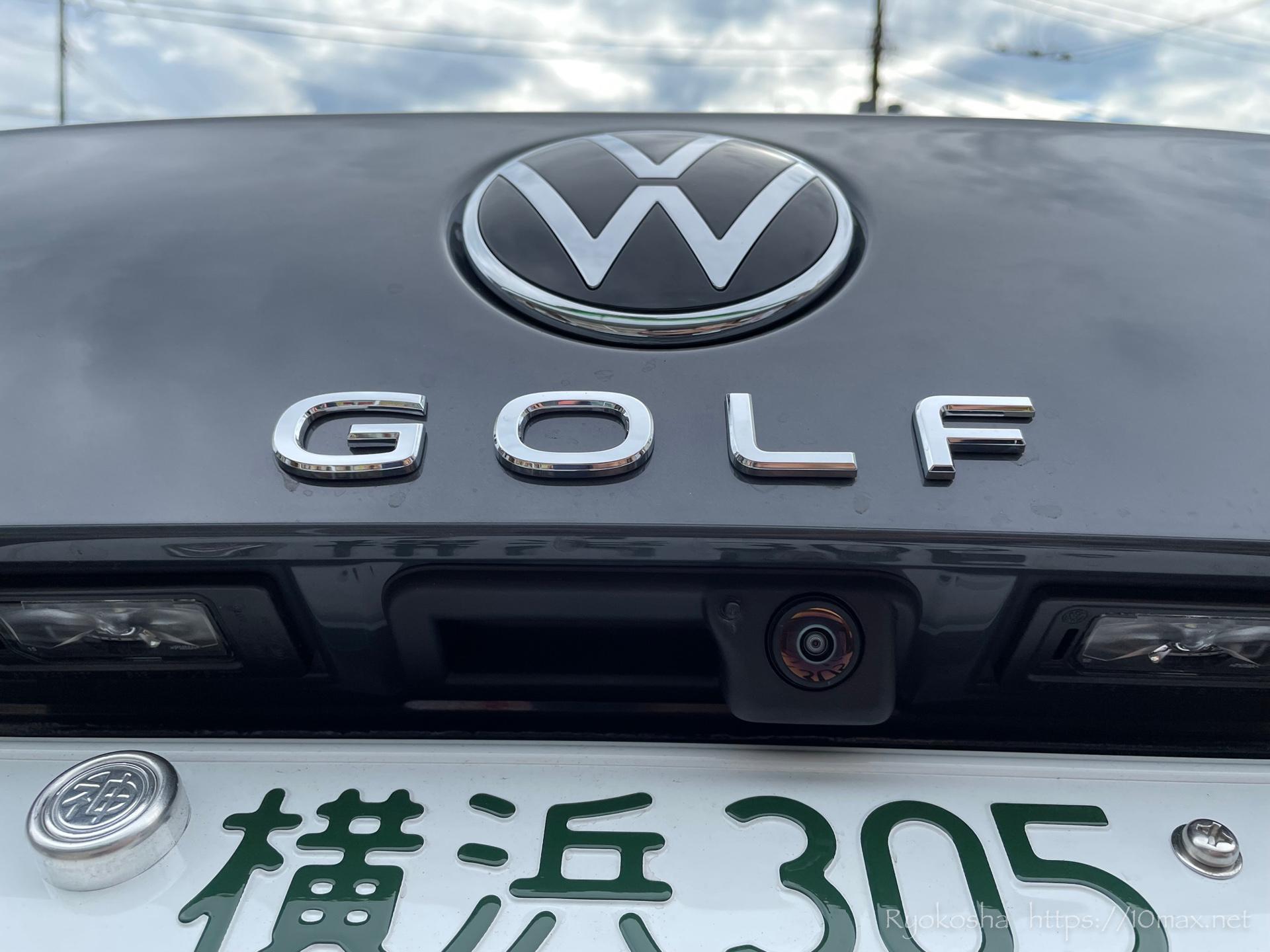ゴルフヴァリアント ゴルフ8 R-Line 新型 2021年 電動パワーテールゲート
